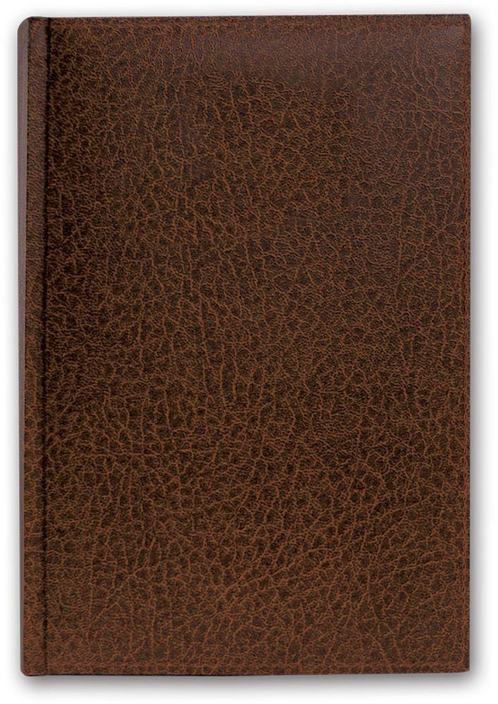 Brauberg Ежедневник Profile недатированный 160 листов цвет коричневый формат A5123428Недатированный ежедневник Brauberg Profile имеет приятный на ощупь рельефный материал поверхности, имитирующей фактурную кожу. Станет экономичным решением для деловых людей.Все планы и записи всегда будут у вас перед глазами, что позволит легко ориентироваться в графике дел, событий и встреч.
