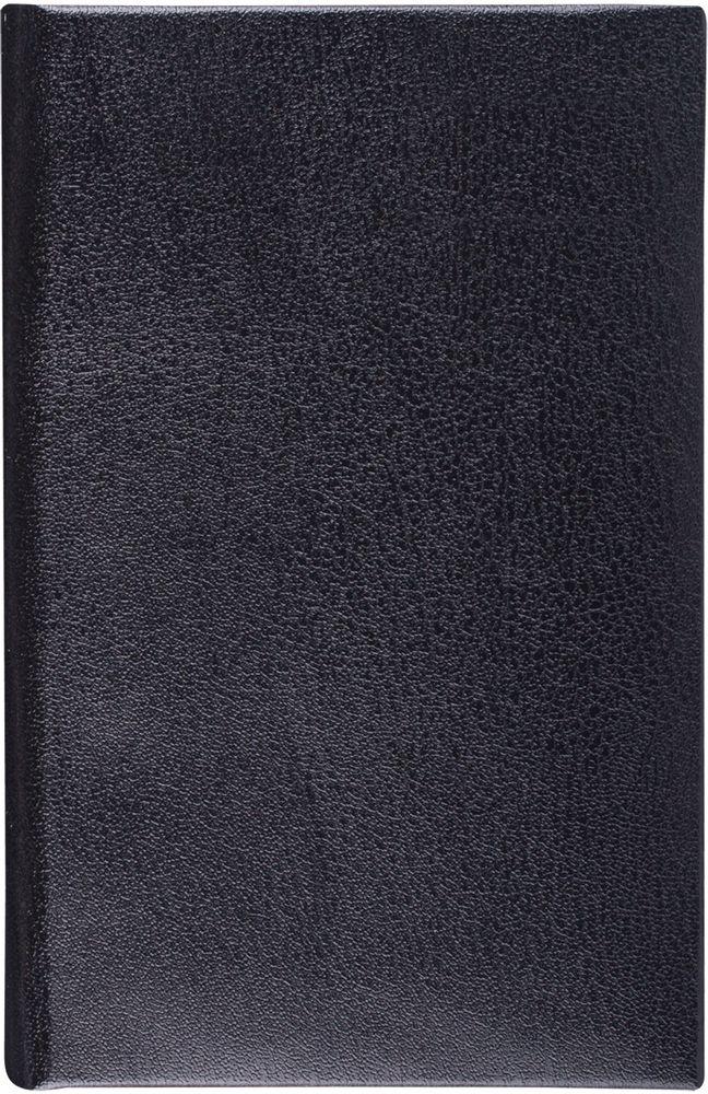 Brauberg Ежедневник Select недатированный 160 листов цвет черный формат A5 ежедневник brauberg imperial a5 138x213mm bordo 123415
