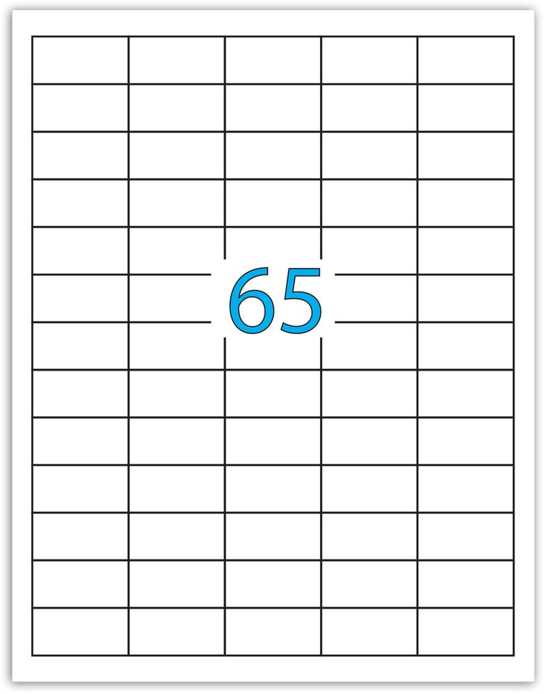Brauberg Этикетка самоклеящаяся 2,1 х 3,8 см 65 шт х 100 листов127524Самоклеящиеся этикетки Brauberg позволят быстро и качественно подготовить адресные наклейки, регистрационные номера, аннотации при помощи лазерного или струйного принтера. Совместимы со всеми видами офисной техники. В комплект входят 100 листов, на каждом из которых расположено 65 этикеток.