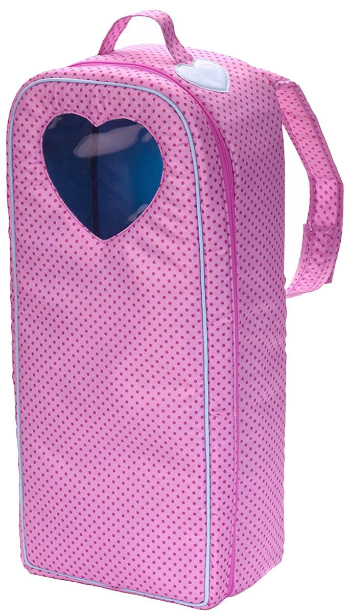 Our Generation Переноска для кукол цвет розовый в горошек свитшот z generation