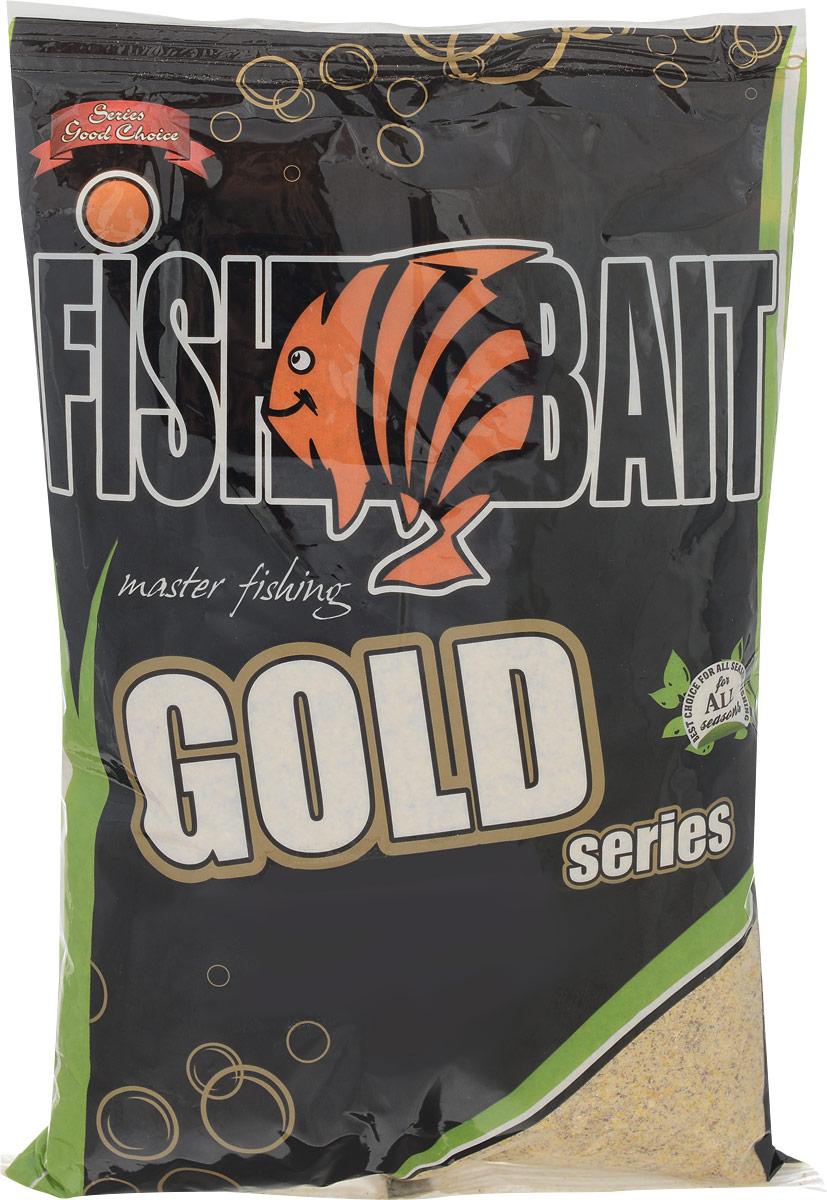 Прикормка для рыб FishBait Лещ, 1 кг