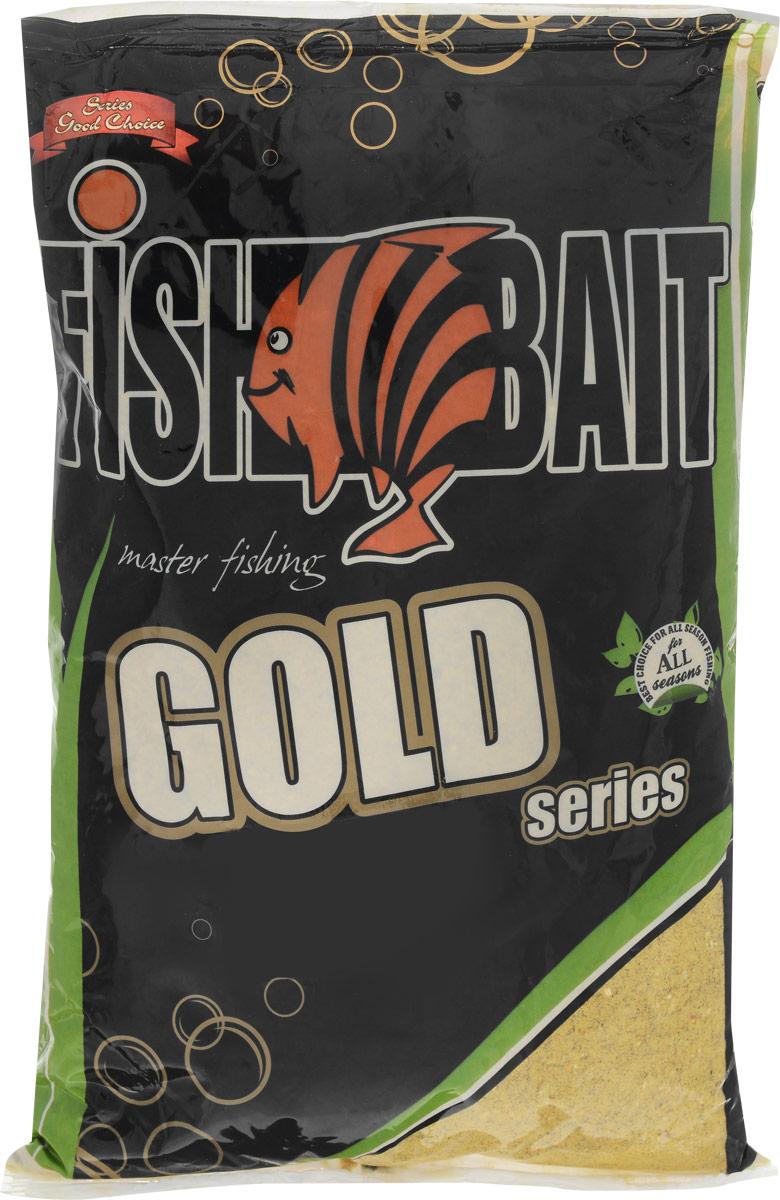 Прикормка для рыб FishBait Карась, 1 кг