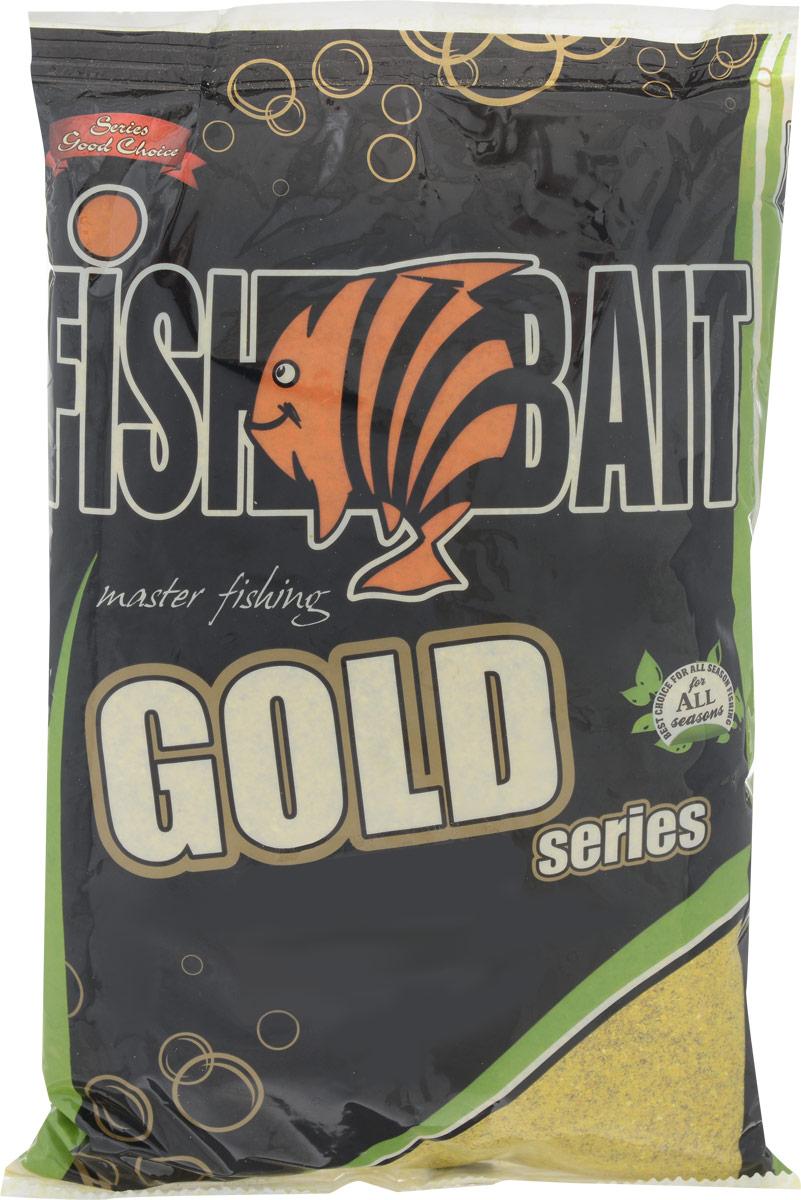 Прикормка для рыб FishBait Фидер Карась, 1 кг