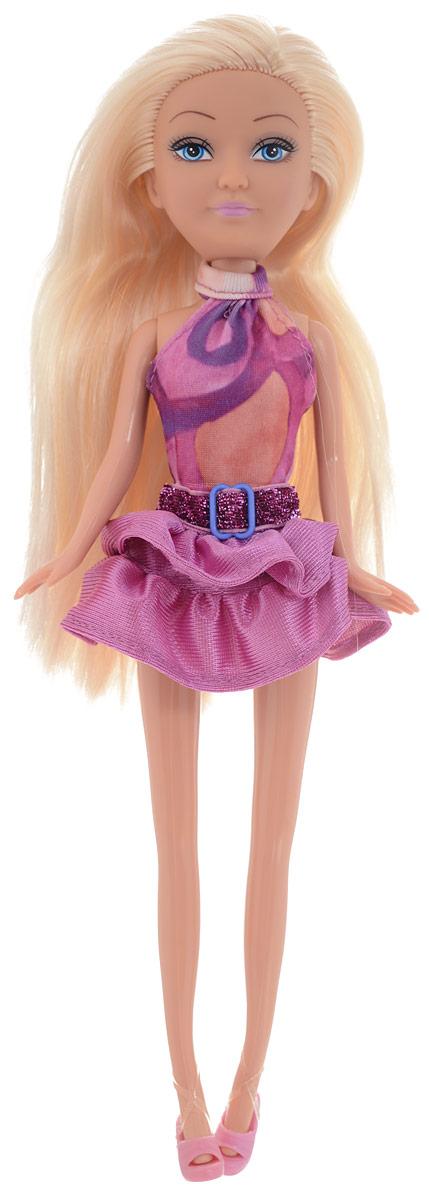 Funville Кукла Sparkle Girlz Summer Fun цвет наряда розовый funville кукла sparkle girlz модница цвет наряда красный синий