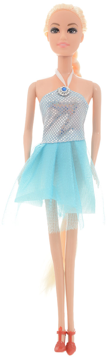 Junfa Toys Кукла Anita Fashionistas цвет платья голубой