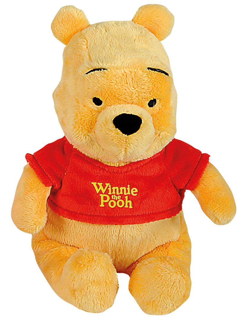 Nicotoy Мягкая игрушка Медвежонок Винни 25 см disney мягкая игрушка винни 25 см