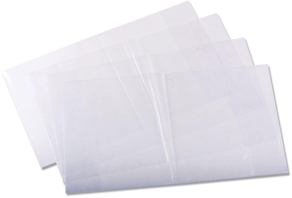 Пифагор Обложка для дневника и тетради 20 шт223485Комплект плотных обложек из полипропилена. Подходят для тетрадей и дневников размерами до 210х350 мм.