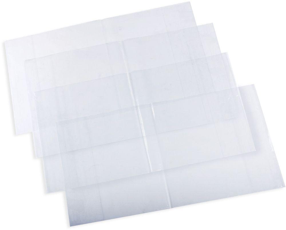 Brauberg Обложка для дневника и тетради 20 шт223486Прозрачные гладкие обложки, выполненные из полипропилена, защитят дневник и тетради отзагрязнений на всем протяжении их использования.Подходят для тетрадей и дневниковразмерами до 21 х 35 см. Обложки отличают высокое качество и долговечность.Толщина пленки: 60 мкм. Комплект включает в себя двадцать обложек.