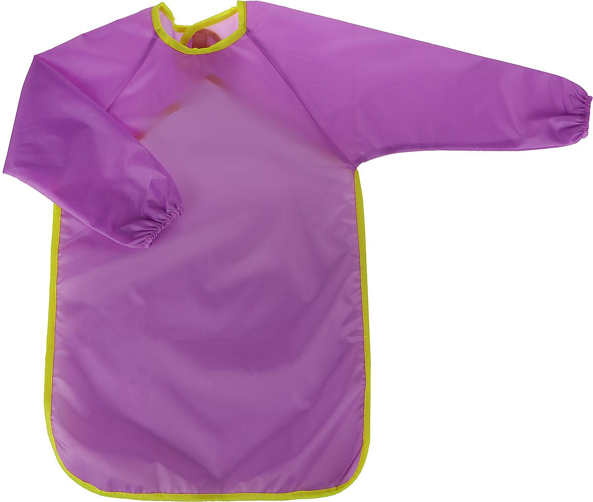 Спортбэби Фартук для детского творчества цвет сиреневый возраст 6-7 лет -  Аксессуары для труда