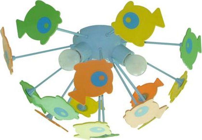 Потолочная люстра Citilux Рыбки. 13001300