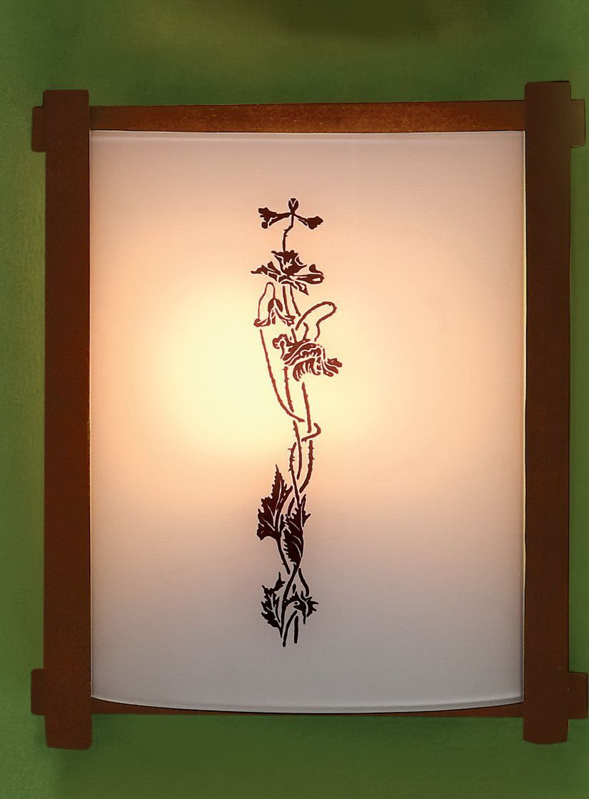 Настенный светильник Citilux Маки. CL921019RCL921019R