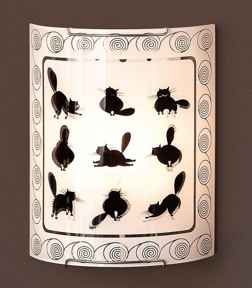 Настенный светильник Citilux Коты. CL921023CL921023