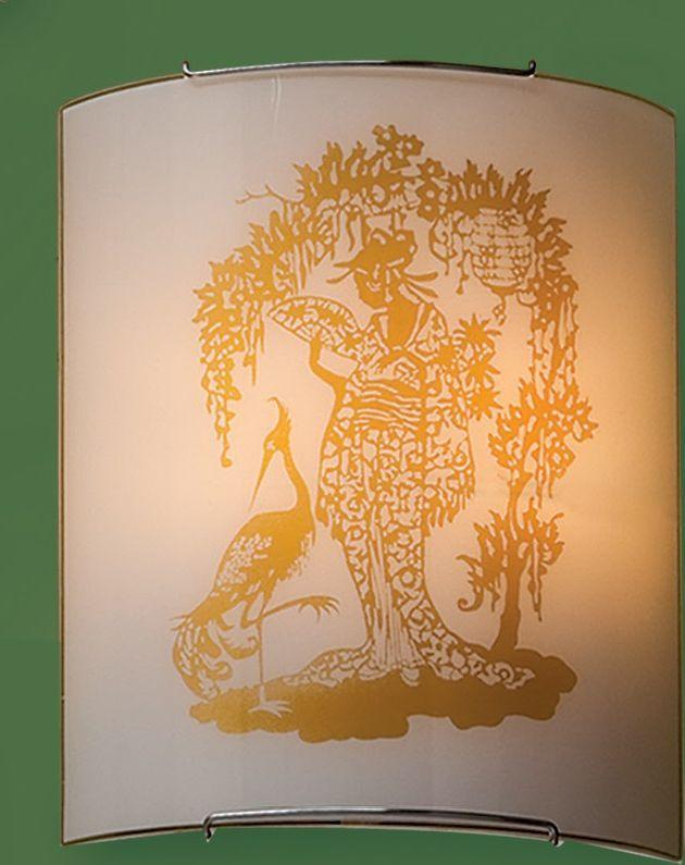 Настенный светильник Citilux Гейша. CL922001CL922001