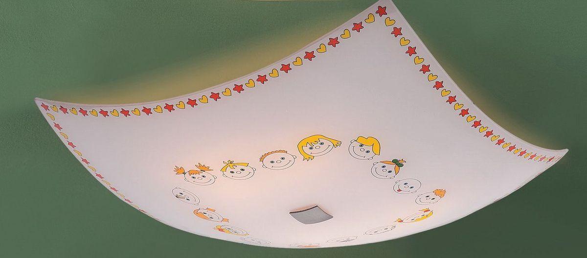 Потолочный светильник Citilux Смайлики. CL932016CL932016