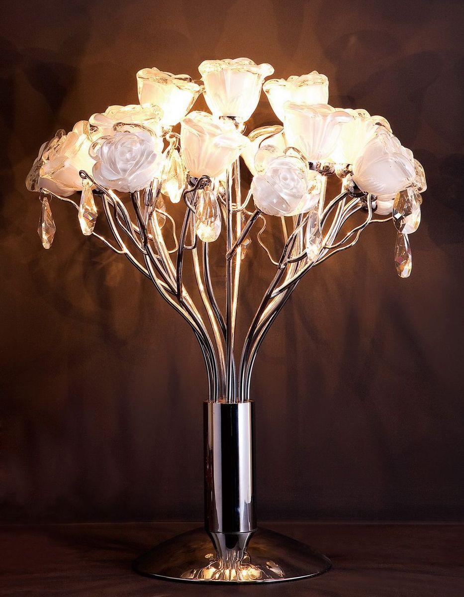 Настольная лампа Citilux Rosa Bianco. EL325T04.1EL325T04.1