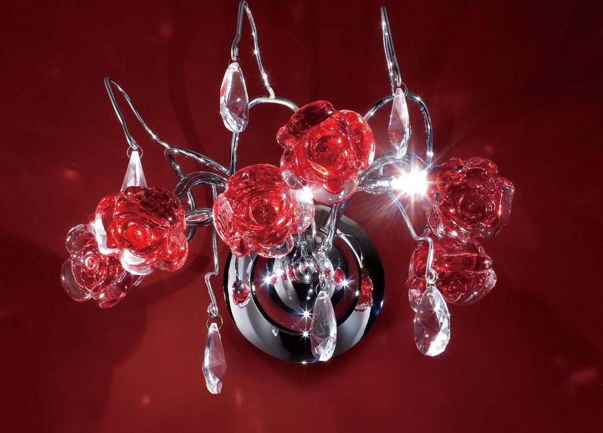 Бра Citilux Rosa Rosso. EL325W03.2EL325W03.2