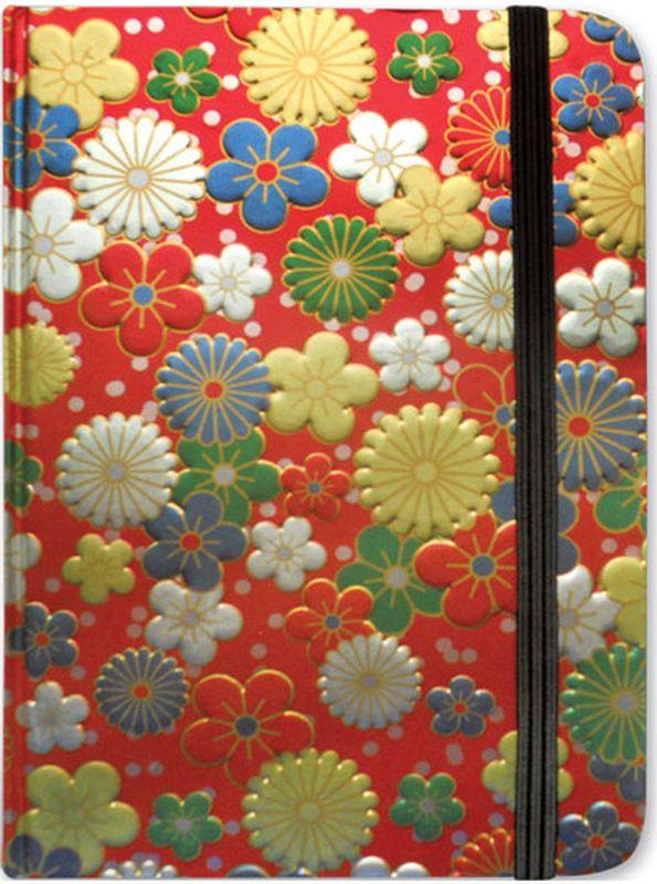Brauberg Блокнот Muse 80 листов формат A7125738Блокноты в красочном дисплее - это готовое предложение для точек розничной торговли. Дизайн обложек - сочетанием металлического блеска и текстурного рисунка. Изделия дополнены резинкой-фиксатором которая не позволит блокноту раскрыться в сумочке.