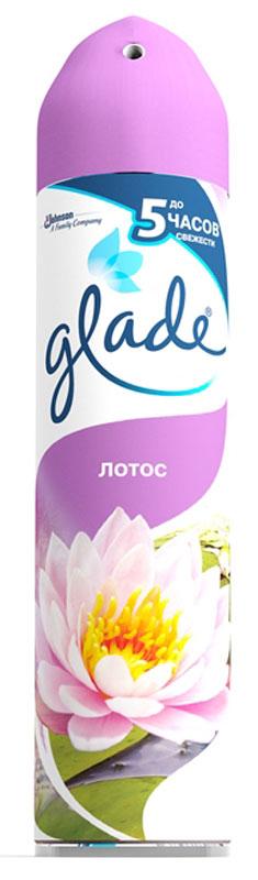 Освежитель воздуха Glade Лотос, 300 мл636770Содержит высококачественные натуральные ароматизаторы.Быстро и эффективно устраняет неприятные запахи.Безопасен для окружающей среды и здоровья человека-не содержит хлорфторуглеродов.Уважаемые клиенты! Обращаем ваше внимание на возможные изменения в дизайне упаковки. Качественные характеристики товара остаются неизменными. Поставка осуществляется в зависимости от наличия на складе.