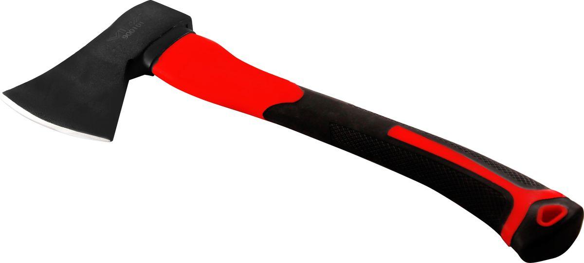 Топор Vira, 800 г. 900102900102Универсальный топор Vira оснащен фиберглассовой рукояткой длинной 380 мм, для амортизации ударов. Топор с эргономичной накладкой из композитной резины для надежного и удобного захвата.