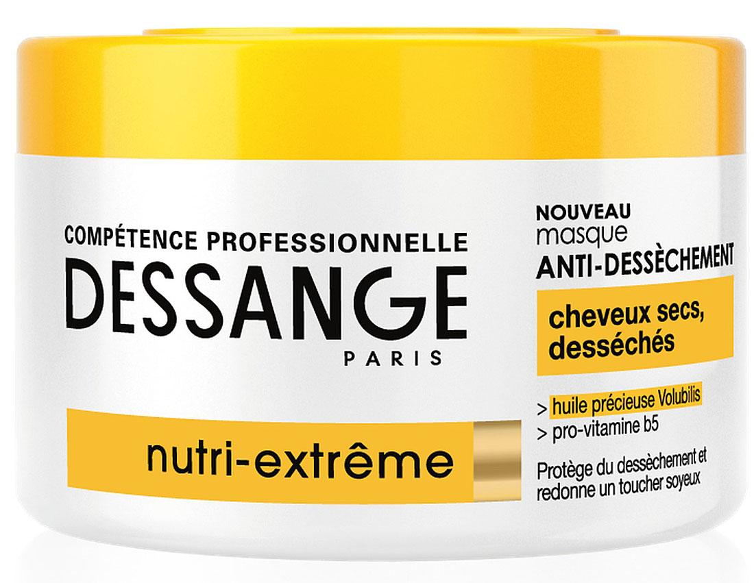 Dessange Маска Экстра питание, для сильно истощенных волос, 250 мл маска alerana маска для волос интенсивное питание 150 мл