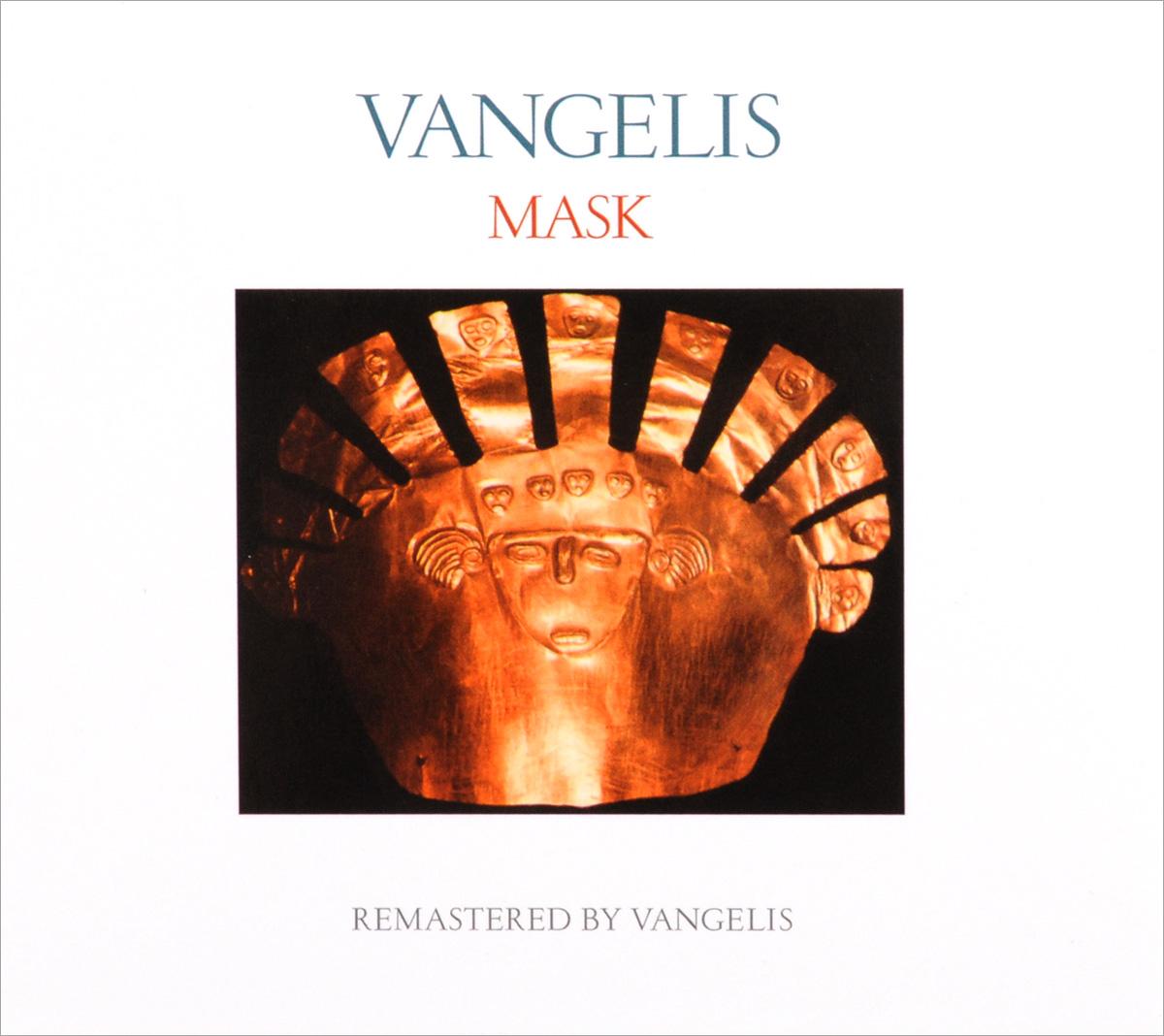 Вангелис Vangelis. Mask вангелис vangelis greatest hits 2 cd