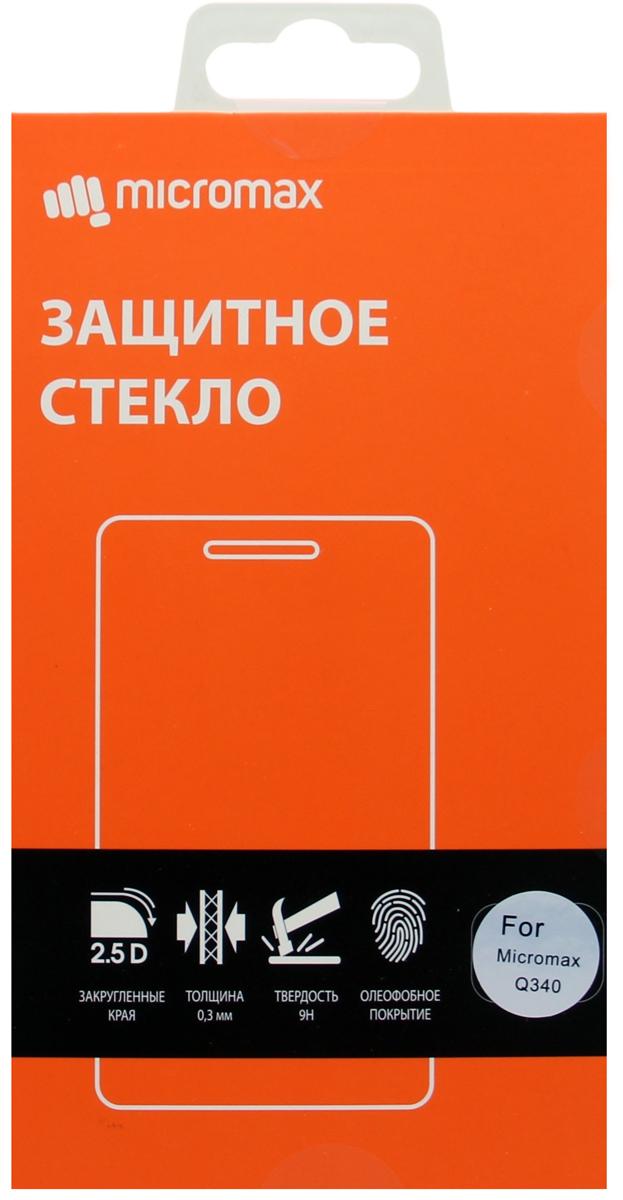 Micromax защитное стекло для Q3404897044302681