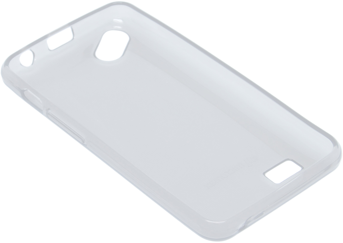Micromax силиконовый чехол для Q301, Clear6949312318004