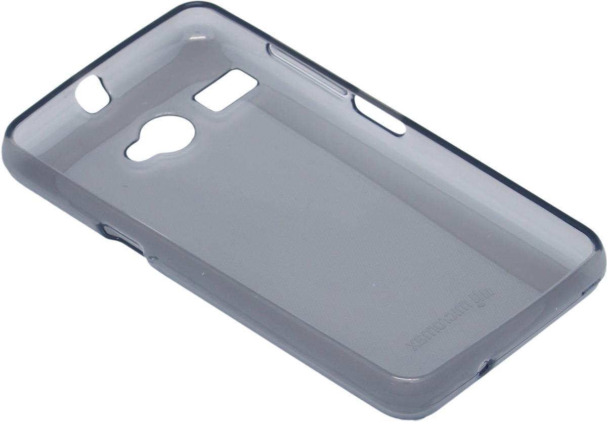 Micromax силиконовый чехол для Q326, Grey6949312318035Чехол-накладка Micromax для Q326 обеспечивает надежную защиту корпуса смартфона от механических повреждений и надолго сохраняет его привлекательный внешний вид. Накладка выполнена из высококачественного материала, плотно прилегает и не скользит в руках. Чехол также обеспечивает свободный доступ ко всем разъемам и клавишам устройства.