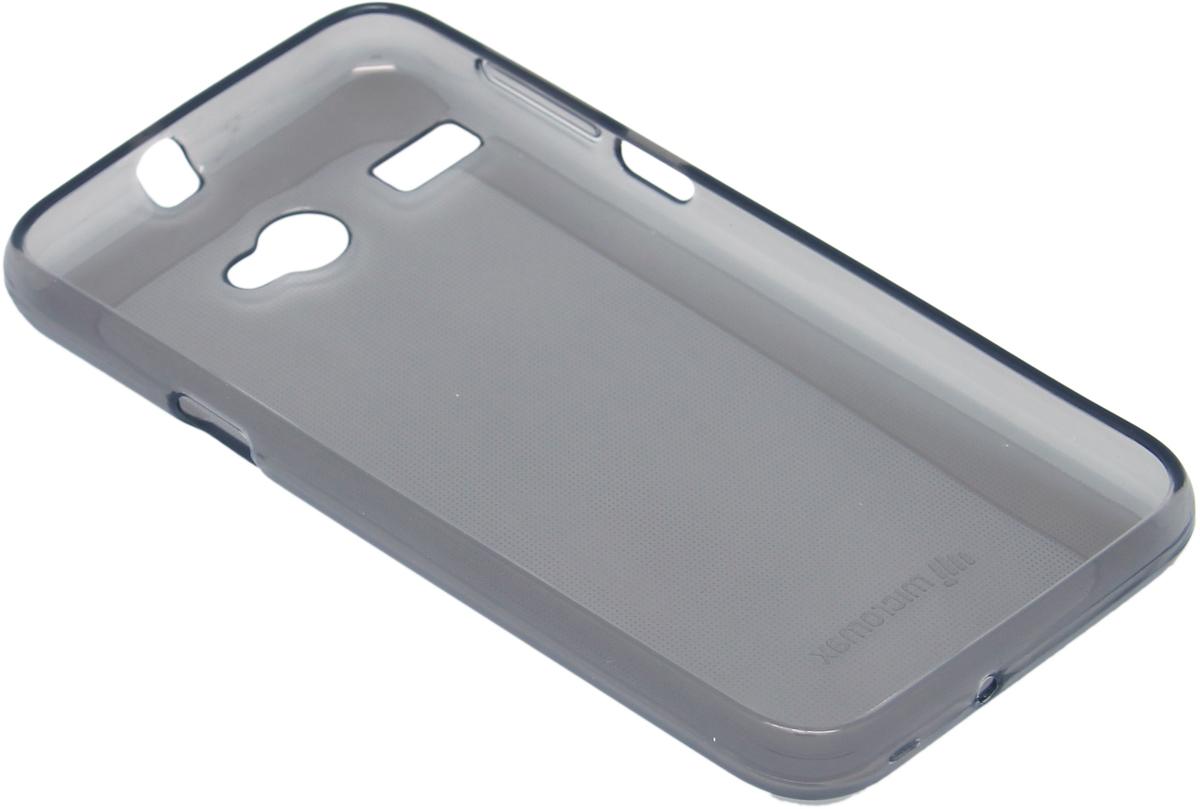 Micromax силиконовый чехол для Q346/Q346L, Grey herz ig 3100e