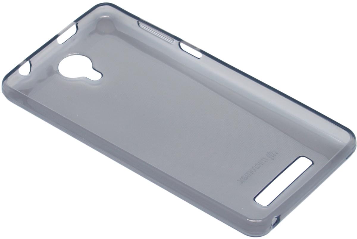 Micromax силиконовый чехол для Q351, Grey6949312318073