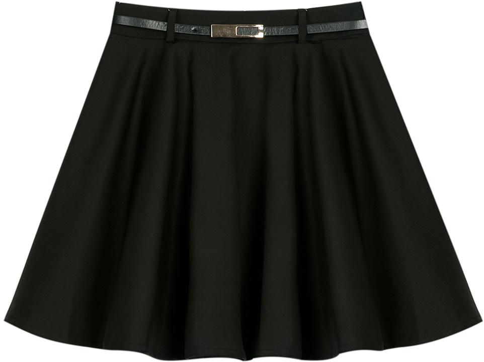 Юбка для девочки Vitacci, цвет: черный. 2173069L-03. Размер 158 юбка для девочки vitacci цвет черный 2173043l 03 размер 164