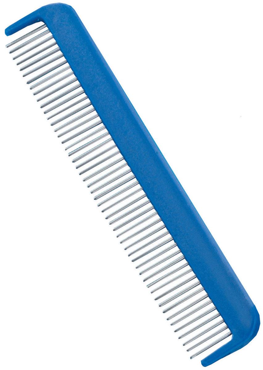 Расческа для животных Nobby, с вращающимися зубьями. 794810120710Расческа металлическая с различной частотой и длиной вращающихся зубьев для распутывания шерсти.