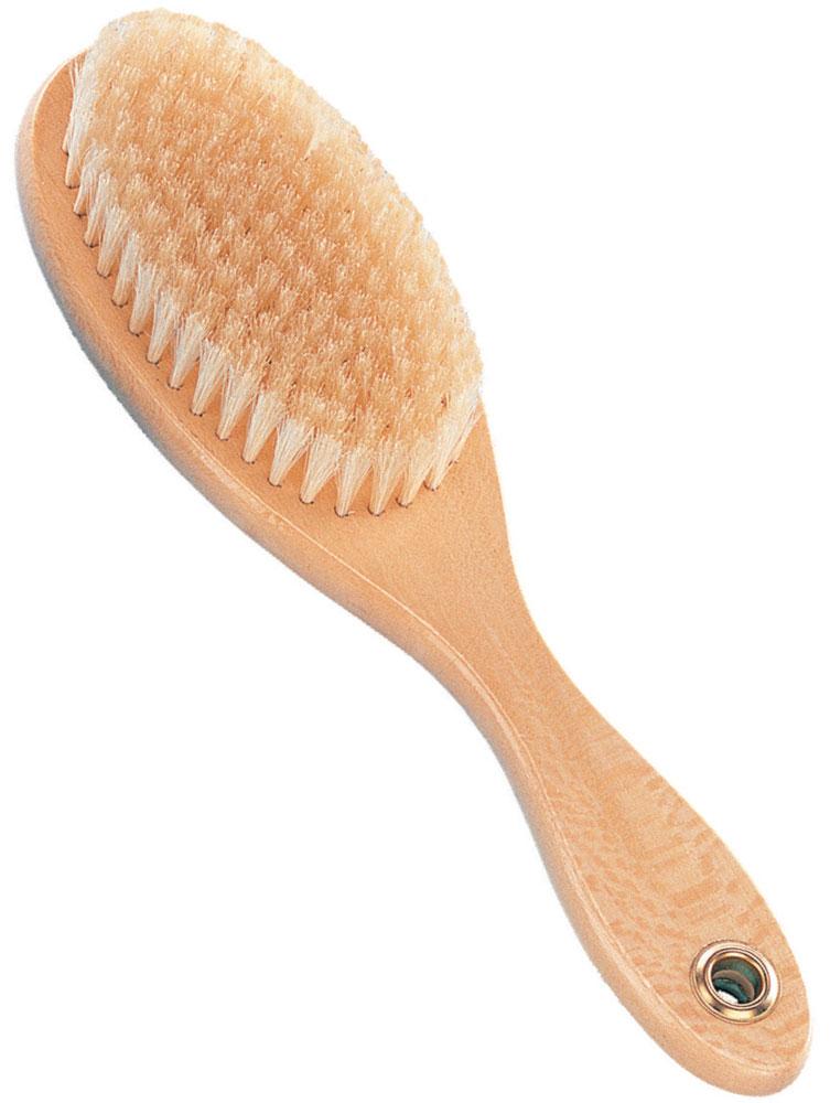 Щетка для кошек Nobby. 7262872628Щетка деревянная Nobby с натуральной щетиной и удобной ручкой. Специальные щетинки легко удаляют мертвые волоски и делают шерсть сильной и блестящей. Стимулирует приток крови к коже, обеспечивая ей здоровье.