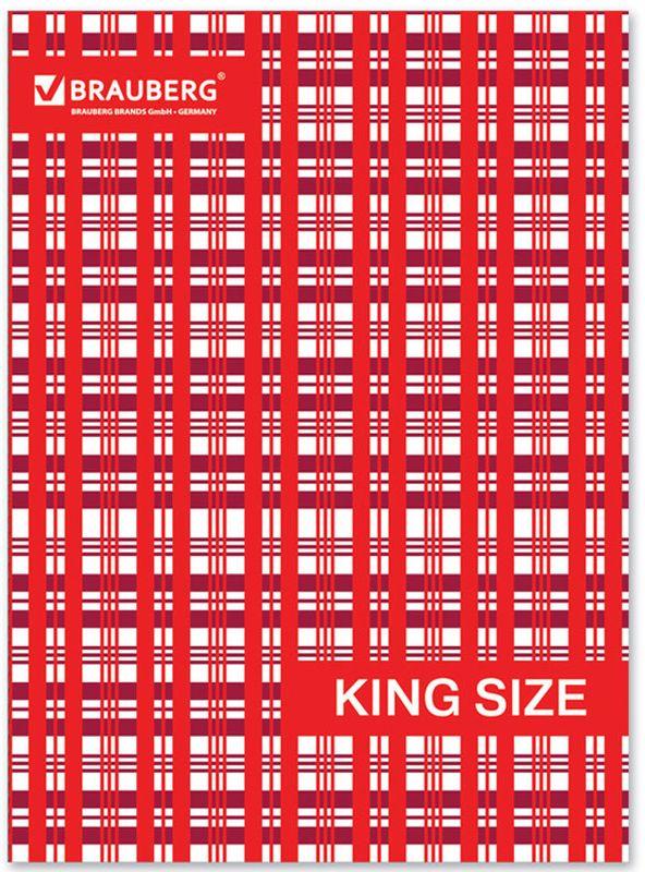 Brauberg Тетрадь на кольцах Шотландка 240 листов в клетку401663Тетрадь на кольцах со сменным блоком Brauberg Шотландка подойдет как школьнику, так и студенту. Механизм крепления внутреннего блока на кольцах - универсальное решение, позволяющее варьировать структуру, изменяя порядок страниц. Обложка тетради выполнена из жесткого прочного картона и оформлена принтом в клетку. Внутренний сменный блок состоит из 240 листов белой бумаги в клетку. Тетрадь на металлических кольцах со сменным блоком послужит прекрасным местом для памятных записей, любимых стихов, рисунков и многого другого.