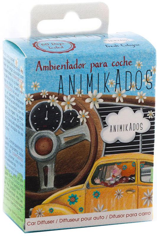 Ароматизатор автомобильный Ambientair True Love. Animikauto , 6 мл - фото 5
