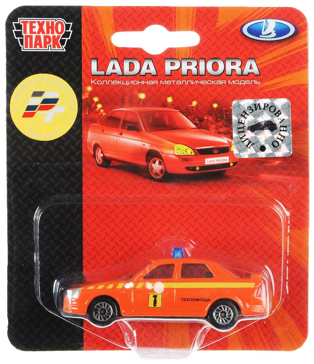 ТехноПарк Автомобиль Lada Priora Техпомощь машинки toystate машинка toystate