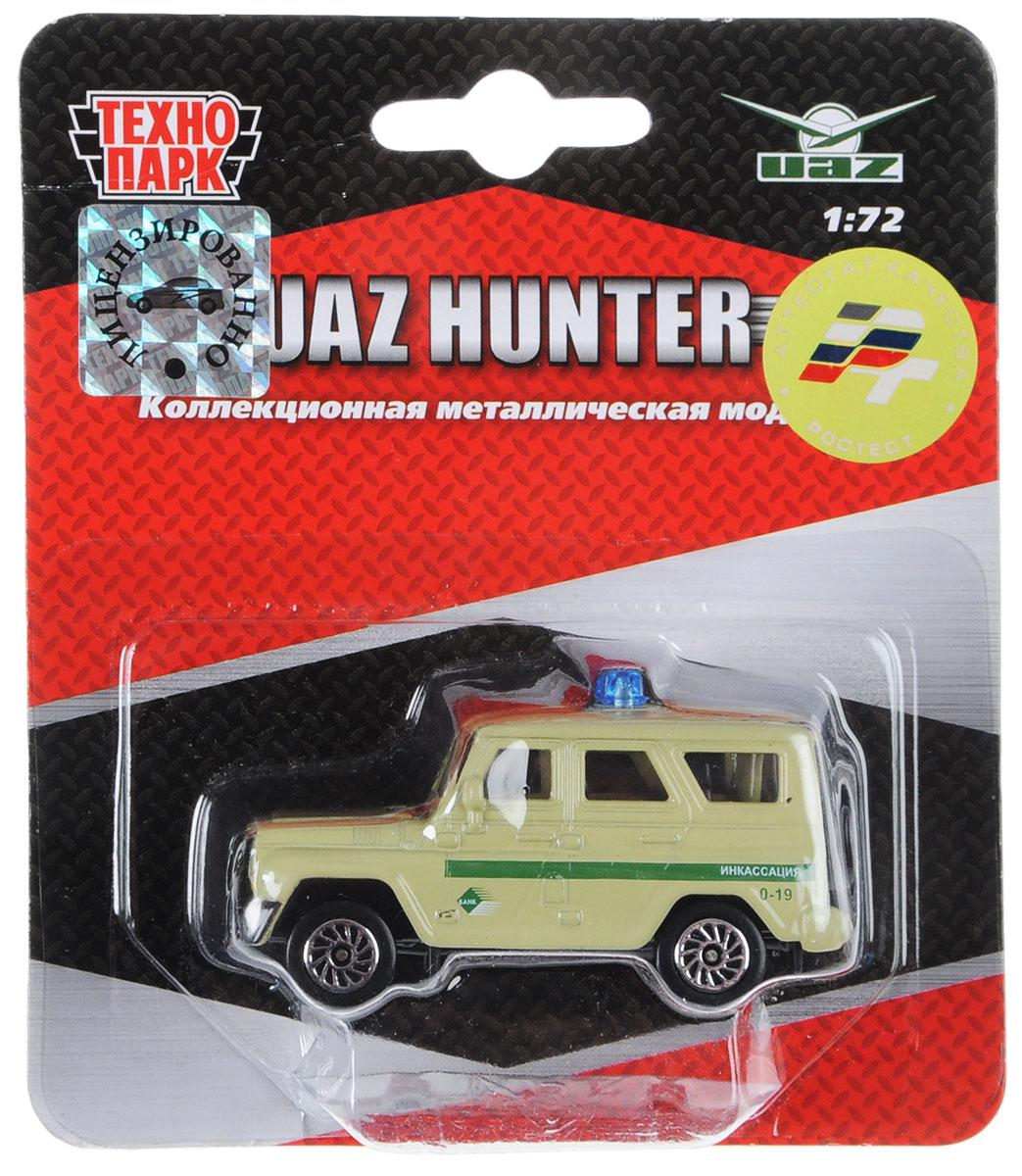 ТехноПарк Автомобиль UAZ Hunter Инкассация