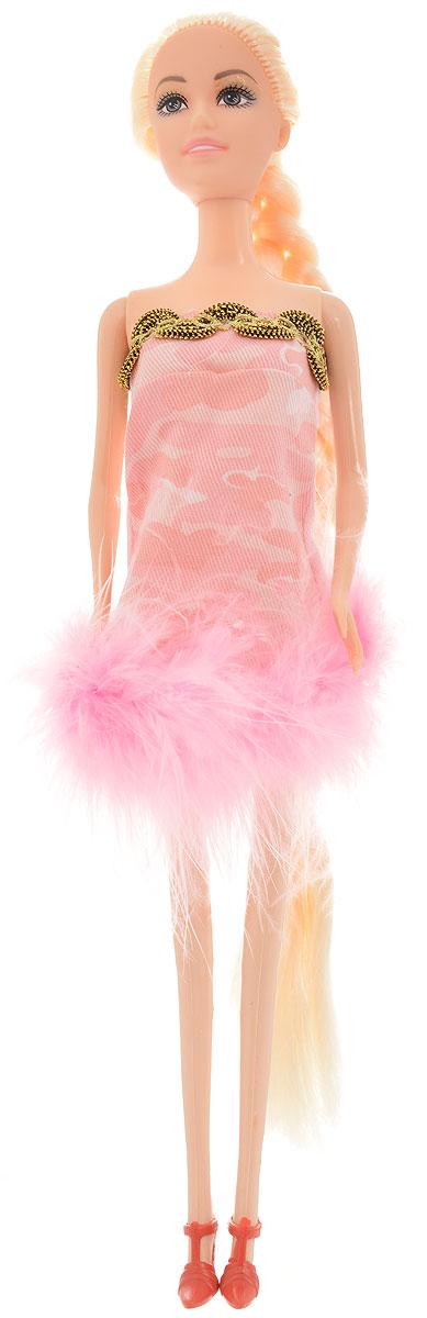 Junfa Toys Кукла Anita Fashionistas цвет платья розовый junfa toys одежда для кукол платье цвет платья темно синий