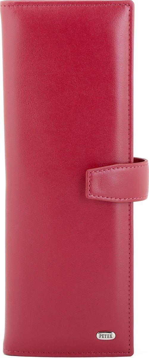 Визитница Petek 1855, цвет: красный. 1084.4000.10