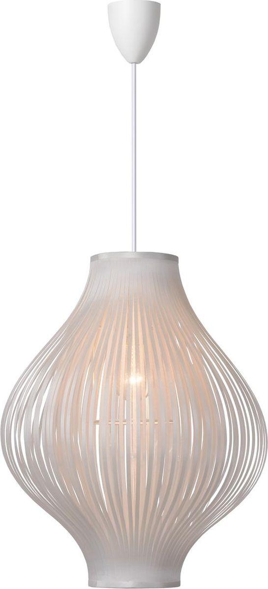 Светильник подвесной Lucide Poli, цвет: белый, E27, 60 Вт. 06408/01/3106408/01/31