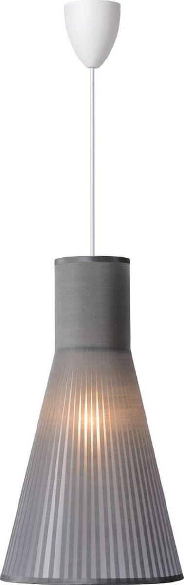 Светильник подвесной Lucide Lima, цвет: серый, E14, 60 Вт. 06409/01/3606409/01/36