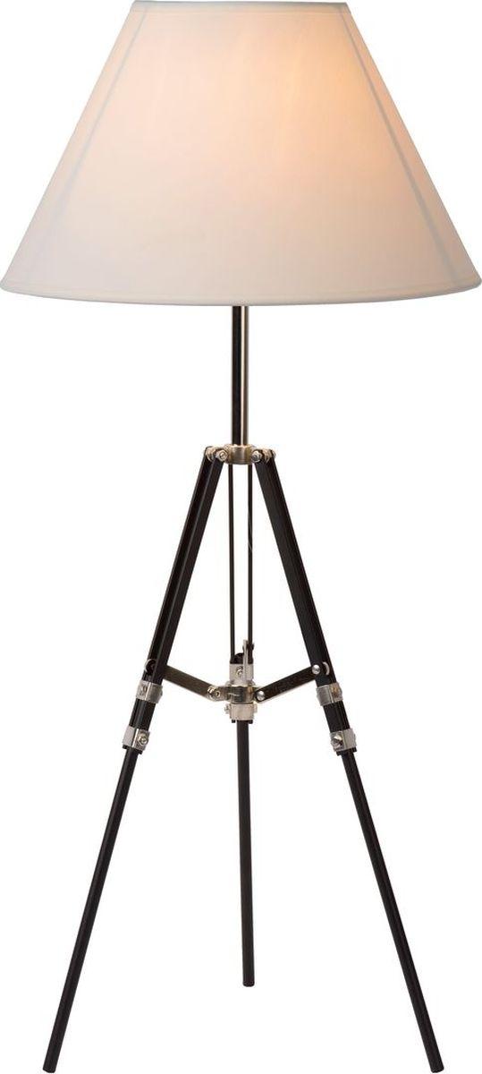 Лампа настольная Lucide Dorine, цвет: белый, E14, 40 Вт. 06515/81/3106515/81/31