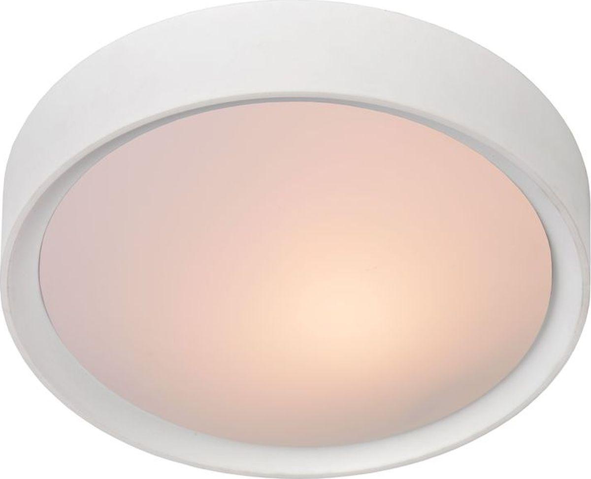 Светильник настенный Lucide Lex, цвет: белый, E27, 11 Вт. 08109/01/3108109/01/31