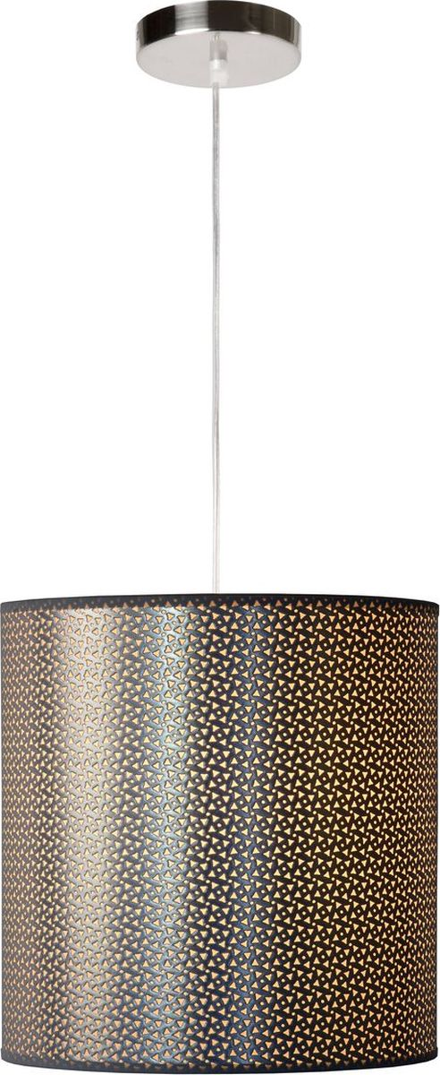 Светильник подвесной Lucide Moda, цвет: серый, E27, 60 Вт. 08400/30/3608400/30/36