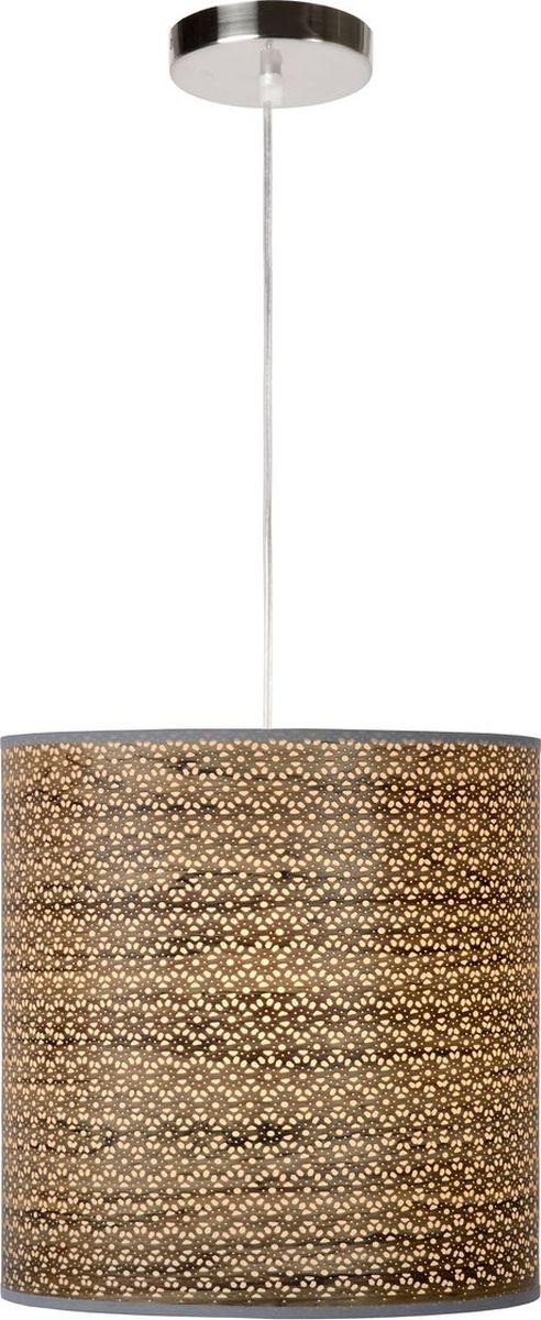 Светильник подвесной Lucide Moda, цвет: коричневый, E27, 60 Вт. 08400/30/4308400/30/43