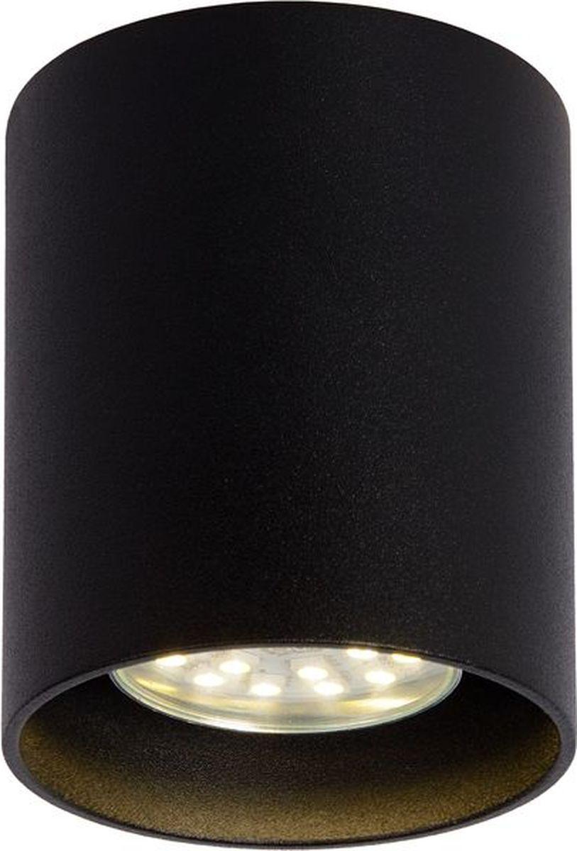 Светильник потолочный Lucide Bodi, цвет: черный, GU10, 50 Вт. 09100/01/3009100/01/30