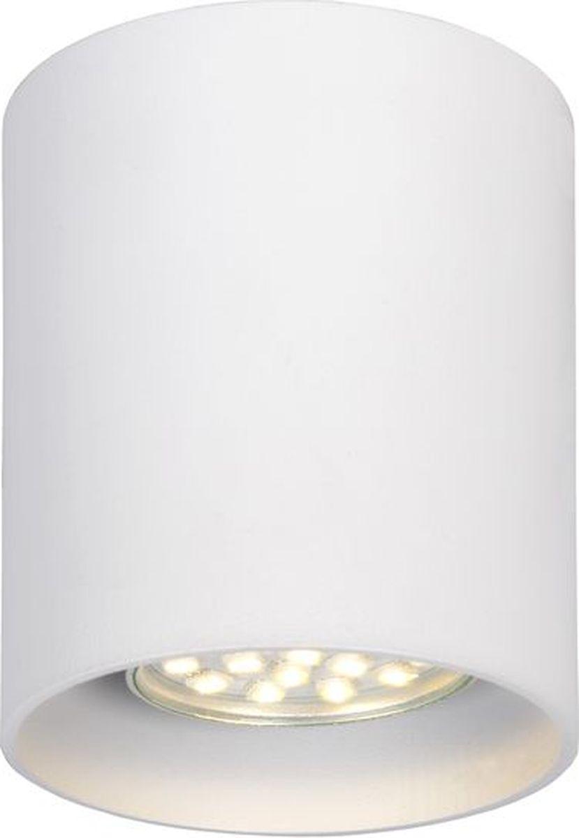 Светильник потолочный Lucide Bodi, цвет: белый, GU10, 50 Вт. 09100/01/31