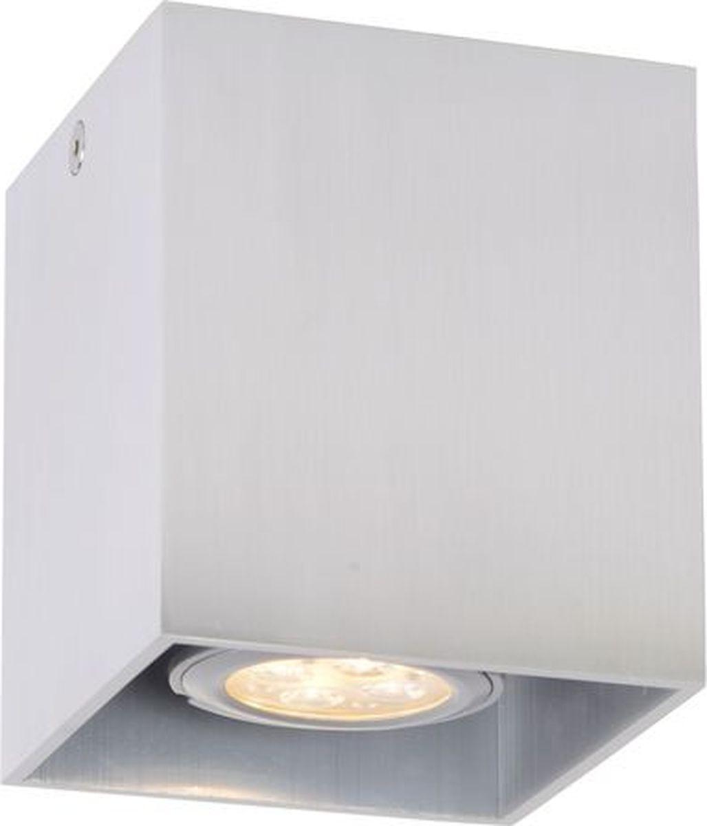 Светильник потолочный Lucide Bodi, цвет: хром, GU10, 50 Вт. 09101/01/1209101/01/12
