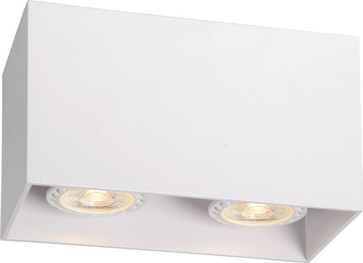 Светильник потолочный Lucide Bodi, цвет: белый, GU10, 60 Вт. 09101/02/3109101/02/31