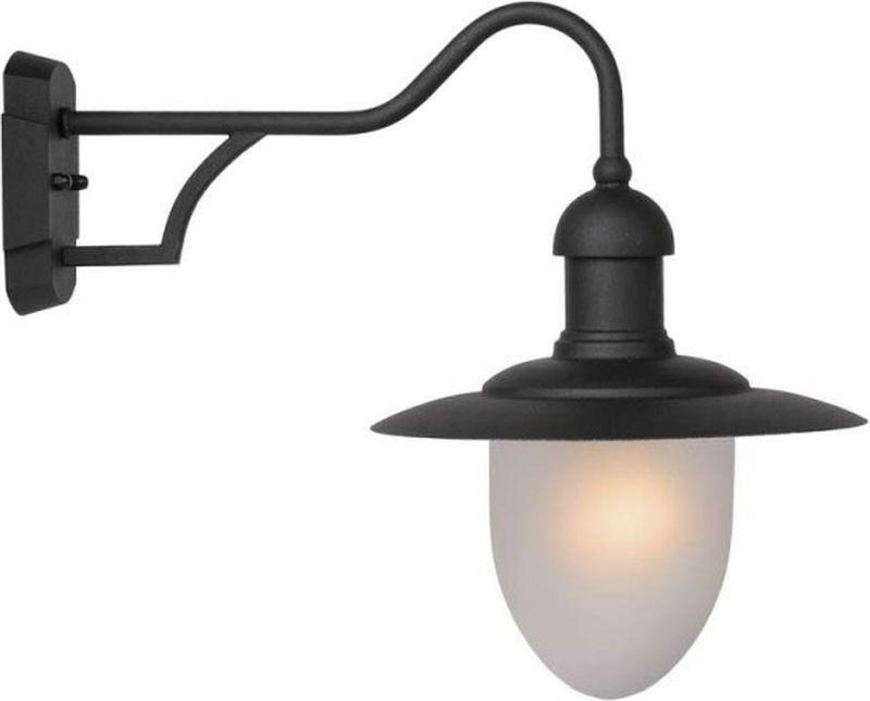 Светильник уличный настенный Lucide Aruba, цвет: белый, E27, 24 Вт. 11871/01/30